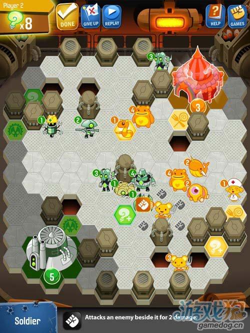 另类战略游戏《Outwitters》将于本月5日发布3