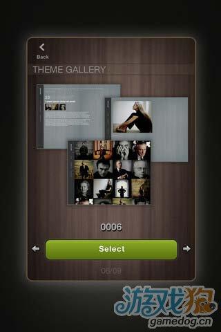 Webr登陆iOS平台 用手机可创建个性动态网站3