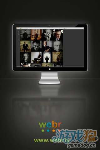 Webr登陆iOS平台 用手机可创建个性动态网站5