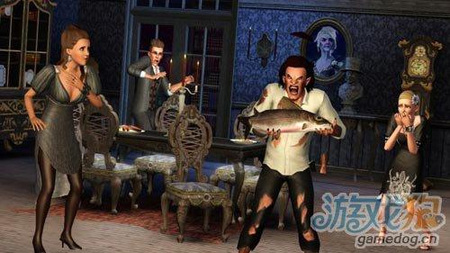 EA大作模拟人生3于9月推新资料片:超自然能量2