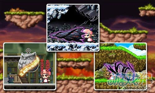 经典PC网络游戏:枫叶冒险岛 登录安卓3