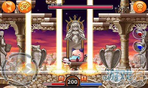 经典PC网络游戏:枫叶冒险岛 登录安卓6