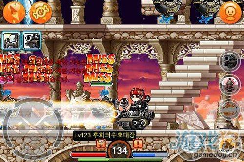经典PC网络游戏:枫叶冒险岛 登录安卓5