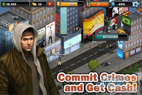 大型多人在线游戏:罪恶都市 新手评测3
