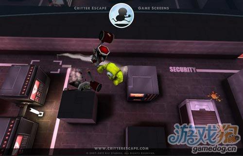 3D迷宫小游戏:Critter Escape 预计今夏上架1