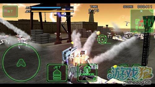机器人大战Destroy Gunners SP 第二季安卓版评测3