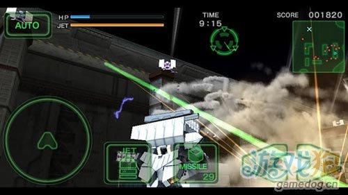 机器人大战Destroy Gunners SP 第二季安卓版评测5