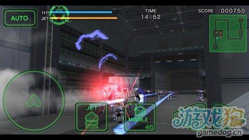机器人大战Destroy Gunners SP 第二季安卓版评测6