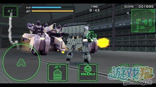 机器人大战Destroy Gunners SP 第二季安卓版评测7