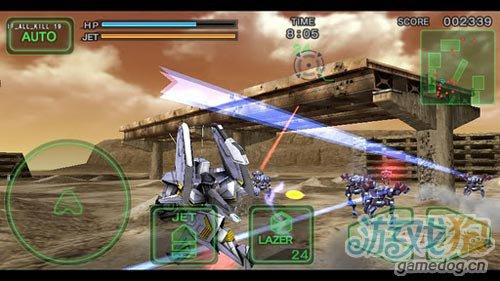 机器人大战Destroy Gunners SP 第二季安卓版评测4