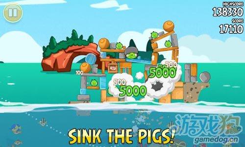 愤怒的小鸟季节版猪特兰蒂斯 v2.4.0更新3