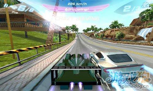 狂野飙车6:火线追击 HTC版v3.0.9更新2