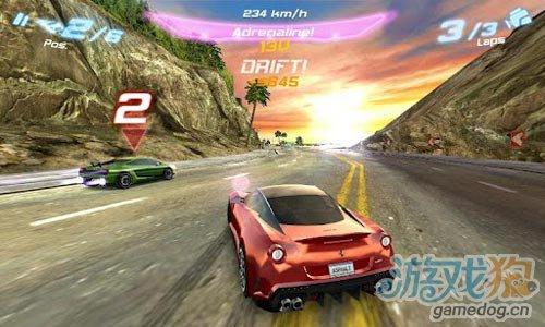 狂野飙车6:火线追击 HTC版v3.0.9更新4