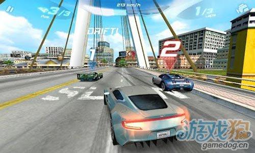 狂野飙车6:火线追击 HTC版v3.0.9更新6