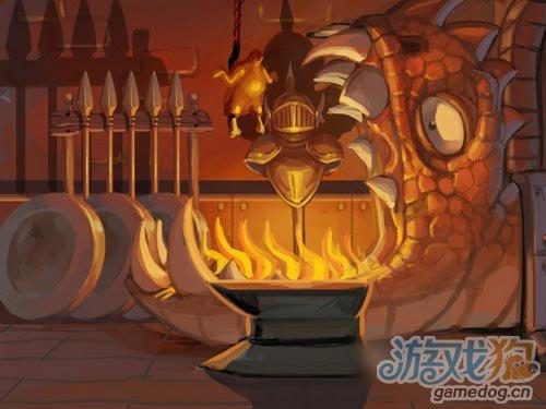 3D卡通渲染RPG遊戲:Level Up! 將於今夏發布9