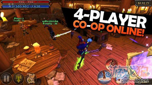 RPG大作:地牢守护者2(含数据包)v7.6HTC新版评测3