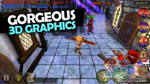 RPG大作:地牢守护者2(含数据包)v7.6HTC新版评测4