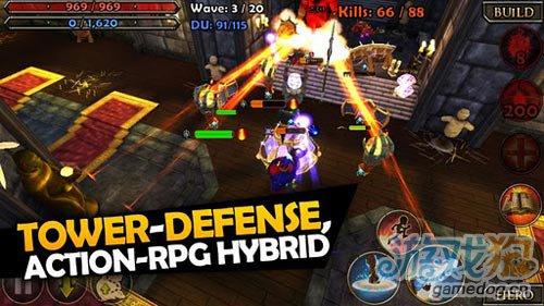 RPG大作:地牢守护者2(含数据包)v7.6HTC新版评测2