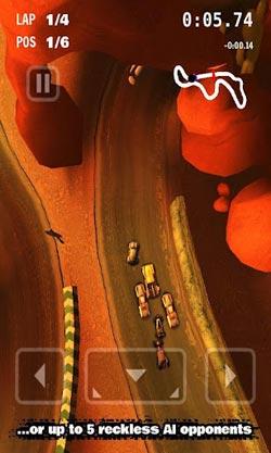 iOS移植安卓平台竞速游戏:沙漠飙车 CarDust 评测3