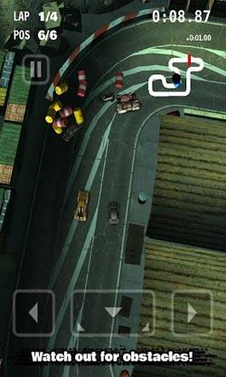 iOS移植安卓平台竞速游戏:沙漠飙车 CarDust 评测4