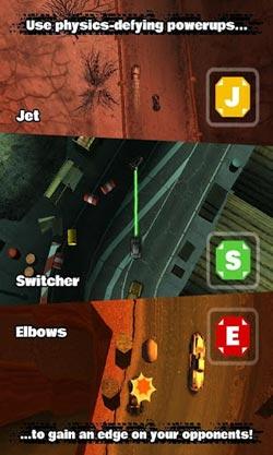 iOS移植安卓平台竞速游戏:沙漠飙车 CarDust 评测7