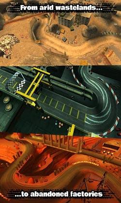 iOS移植安卓平台竞速游戏:沙漠飙车 CarDust 评测6