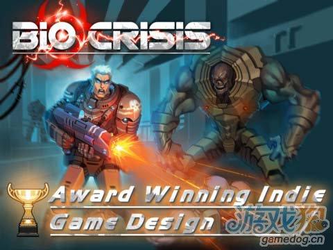 复古像素风格射击游戏:核心危机 Bio Crisis评测1