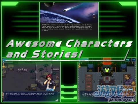复古像素风格射击游戏:核心危机 Bio Crisis评测4