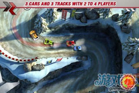 新3D渲染制作:指尖赛车2 DrawRace 2评测2