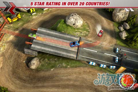 新3D渲染制作:指尖赛车2 DrawRace 2评测3