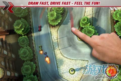 新3D渲染制作:指尖赛车2 DrawRace 2评测1