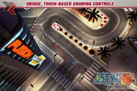 新3D渲染制作:指尖赛车2 DrawRace 2评测4