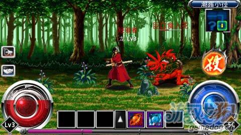 战神之怒开发商重金代理《龙之勇士》预计7月发布3