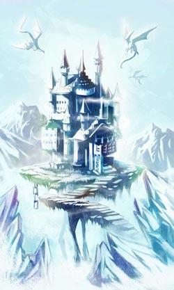 《最终幻想》美术指导操刀《逆战幻想》美图曝光1
