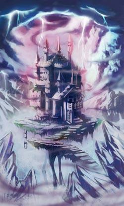 《最终幻想》美术指导操刀《逆战幻想》美图曝光5
