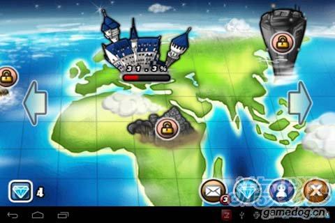 安卓动作游戏:怪盗鲁邦Thief Lupin!评测3