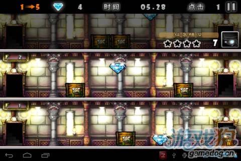 安卓动作游戏:怪盗鲁邦Thief Lupin!评测6