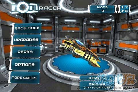 《离子赛车Ion Racer》v1.0安卓版评测1
