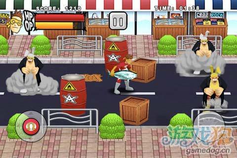 iOS移植安卓《欧米茄英雄Omega Hero》v1.1版更新2