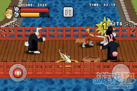 iOS移植安卓《欧米茄英雄Omega Hero》v1.1版更新3