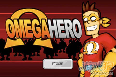 iOS移植安卓《欧米茄英雄Omega Hero》v1.1版更新1
