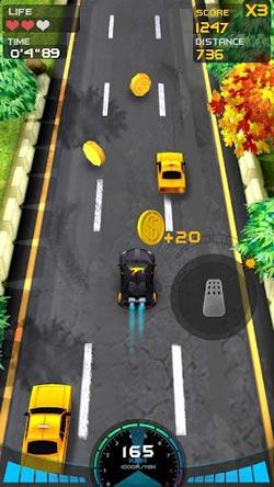 安卓竞速游戏:夺命狂飙Death Racing v1.05版更新3