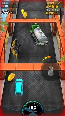 安卓竞速游戏:夺命狂飙Death Racing v1.05版更新4