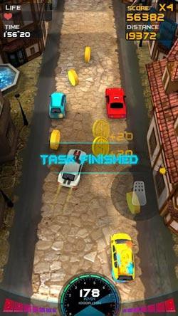 安卓竞速游戏:夺命狂飙Death Racing v1.05版更新5