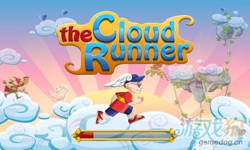 安卓休闲游戏评测:追云的姑娘 The Cloud Runner图1