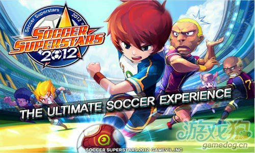 超级足球巨星2012 Soccer Superstars 2012评测1