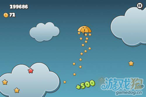 休闲游戏:小雨伞,大冒险 plic plic 将要发布1