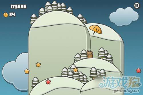 休闲游戏:小雨伞,大冒险 plic plic 将要发布3
