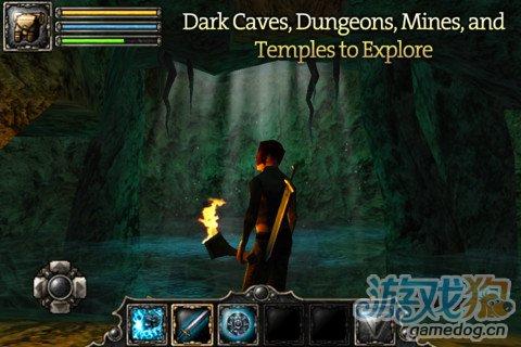 史诗级RPG游戏:阿尔龙 Aralon HD评测5