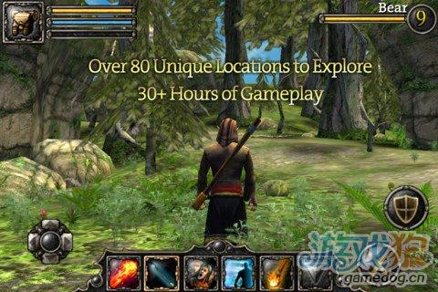 史诗级RPG游戏:阿尔龙 Aralon HD评测4